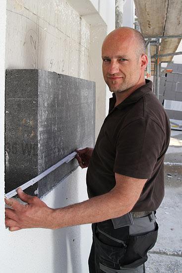 Bauleiter auf unseren Baustellen in Bonn